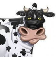 Печальная корова