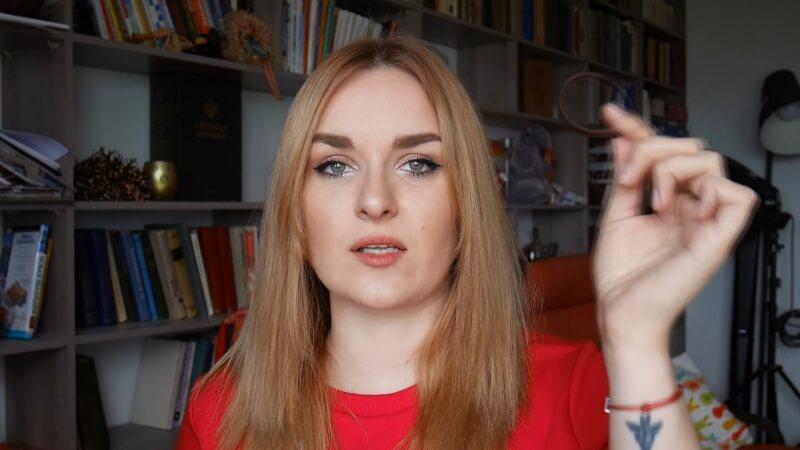 Большая резинка для волос
