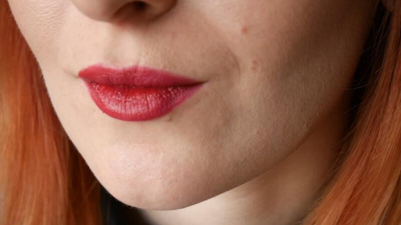 Тинт с помадой для губ