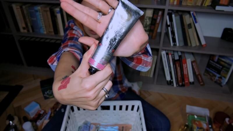 """Упаковка, омолаживающего крем-бальзама для рук """"Дикая трава. Саган, дайля"""" от Wild Siberica"""