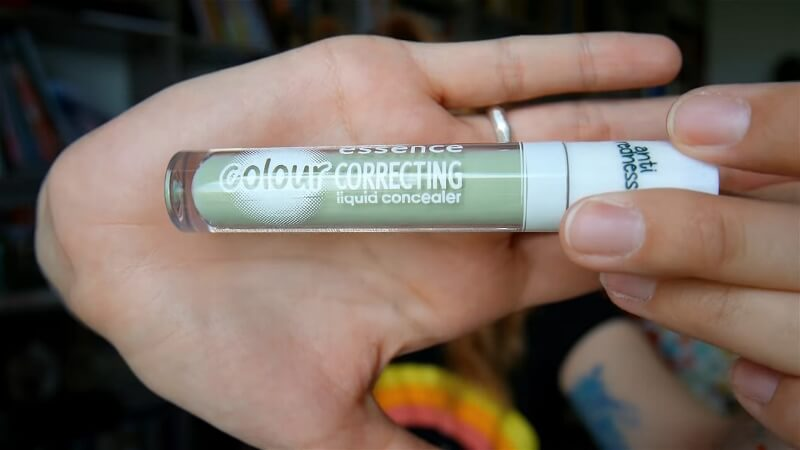 Жидкий корректор colour correcting liquid concealer (цвет 30 pastel green)