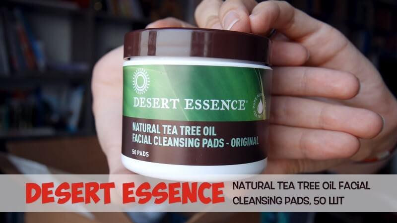 Desert Essence, Чистящие ватные диски