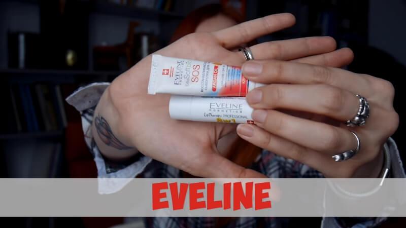 Два бальзама для губ от Eveline