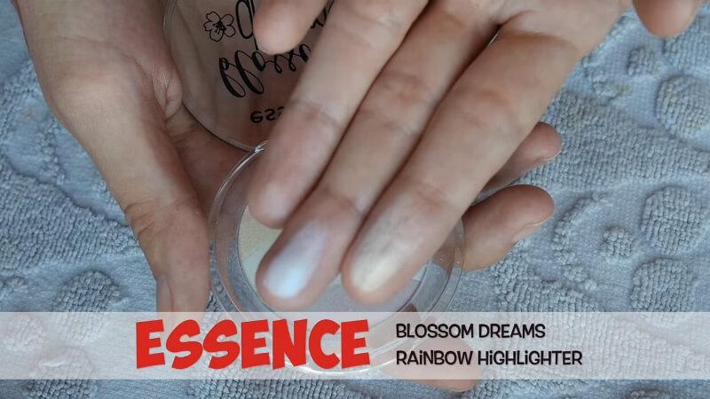 Хайлайтер essense blossom dreams rainbow highlighter